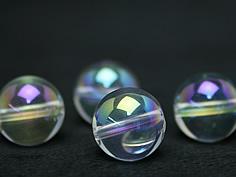 オーロラ水晶