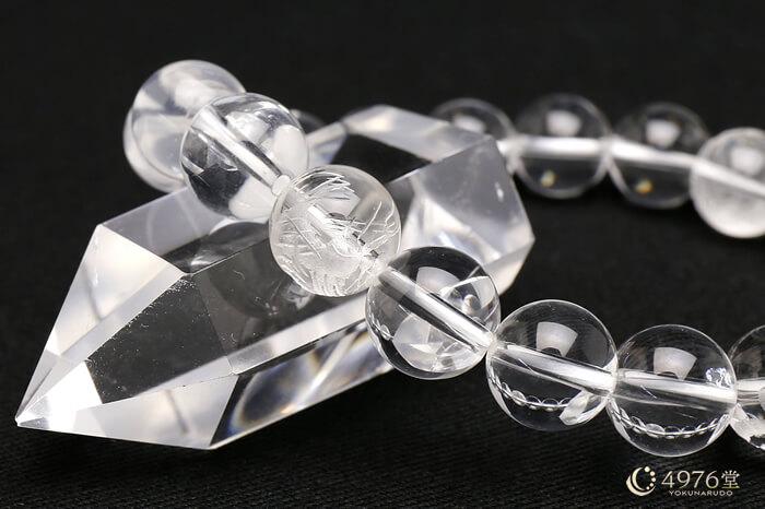 四神獣水晶 ブレスレット 10mm